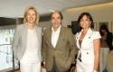Claudia Bobadilla, Alvaro Fisher y Carolina Mardones
