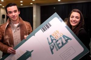 La Pieza, dupla ganadora
