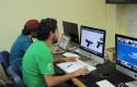 Maratón Jóvenes Creativos FIAP, duplas trabajando 2