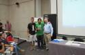 Maratón Jóvenes Creativos FIAP, ganador con SG y JJ