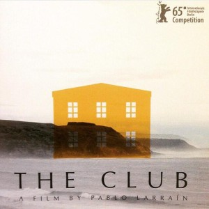 Ciclo de Cine Chileno, afiche El Club