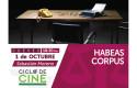 Ciclo de Cine Chileno, afiche Habeas corpus