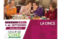 Ciclo de Cine Chileno, afiche La Once