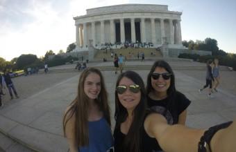 Alumnos de Periodismo UDD viajan a Nueva York y Washington DC