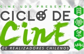 Cine UDD presenta nuevo Ciclo de Cine de Realizadores Chilenos