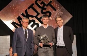 Director de Publicidad UDD obtiene Premio MKTG BEST