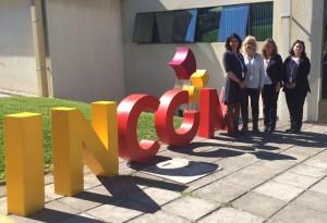 News 4, NOTICIAS, Investigadoras presentan en Incom 2016