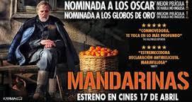 Mandarinas afiche 2