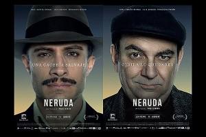 Neruda afiche
