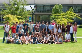Bienvenida a los nuevos alumnos de la Facultad de Comunicaciones
