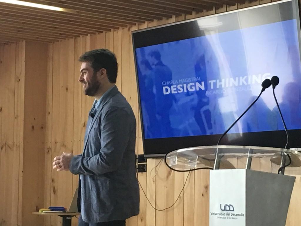 Ricardo González, Design Thinking, foto 4