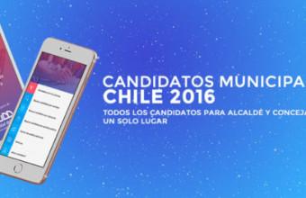 Aplicación móvil para elecciones municipales es distinguida con Premio Periodismo de Excelencia