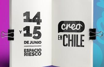 Proyecta Cine UDD participa en feria de emprendimiento Creo en Chile