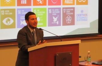 Conferencia sobre los Objetivos de Desarrollo Sustentable en Concepción