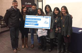 Dupla de Publicidad UDD obtiene el Grand Prix en Festival La Pieza 2017