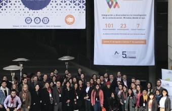 Integración y diversidad en la investigación en comunicación: IV Congreso INCOM 2017
