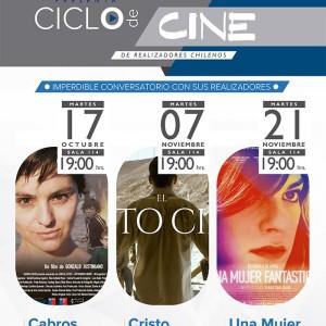 Afiche Ciclo de Cine