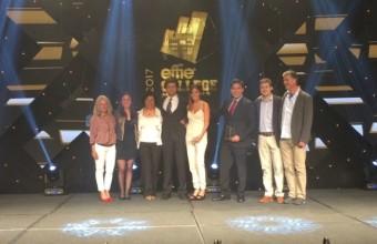 Dos Premios Effie College para alumnos de Publicidad UDD