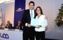 Premiación profesores Pía Benoit