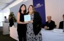 Premiación profesores Tatiana Ramírez