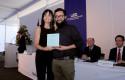 Premiación profesores Vladimir Rivera