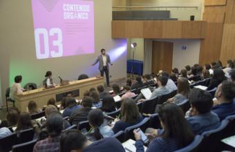 VI Seminario de Redes Sociales analiza el tema de los influenciadores
