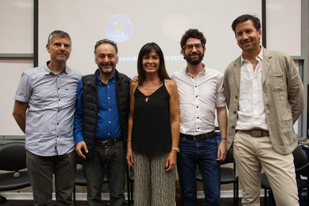 Panelistas invitados