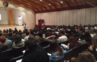Alumnos trabajan en nuevo proyecto de crowdfunding con el Hogar de Cristo