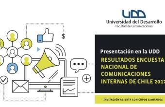 Facultad de Comunicaciones presenta resultados Encuesta Nacional de Comunicaciones Internas