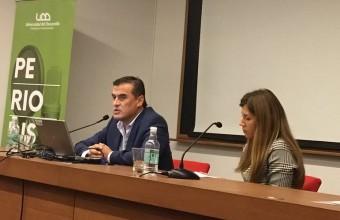 Ramón Ulloa inaugura el Año Académico de Periodismo UDD