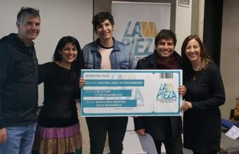 Dupla de Publicidad UDD se queda con el primer lugar del Festival La Pieza