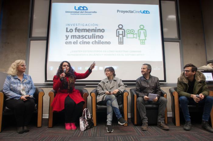 LO FEMENINO EN EL CINE