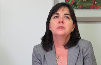Marcela Pizarro, la carta internacional de investigación de la Facultad de Comunicaciones UDD