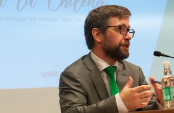"""Alberto López-Hermida: """"Intentamos responder a los requerimientos de los profesionales de las comunicaciones"""""""