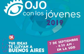 Publicidad UDD nuevamente será sede del concurso Ojo con los Jóvenes