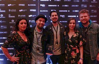 Largometraje de nuestra carrera de Cine triunfa en SANFIC