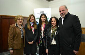 """Periodismo UDD presenta el libro """"Marta Brunet: crónicas, columnas y entrevistas"""" en Concepción"""