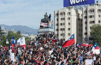 """Foro """"Estallido social en Chile: el desafío de informar"""""""