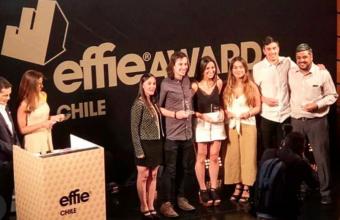 Dos nuevos premios consolidan a Publicidad UDD como líder de Effie College