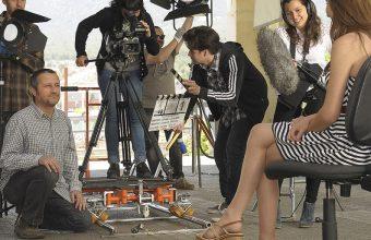 Carrera de Cine obtiene fondo concursable para potenciar su internacionalización