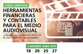 Últimos cupos para curso Herramientas Financieras y Contables para el medio Audiovisual