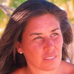 Verónica Moscoso, periodista del Departamento de Prensa de TVN