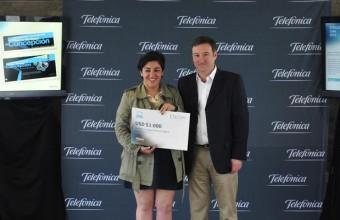 Proyecto M 2012 gana concurso ETECOM de Telefónica