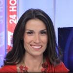Carolina Escobar, conductora 24 HORAS TVN