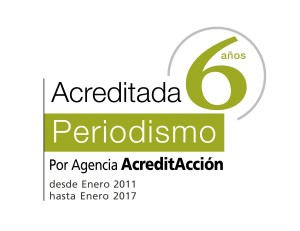 Logo Acredit. Periodismo