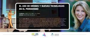 EL USO DE DRONES Y NUEVAS TECNOLOGÍAS EN EL PERIODISMO