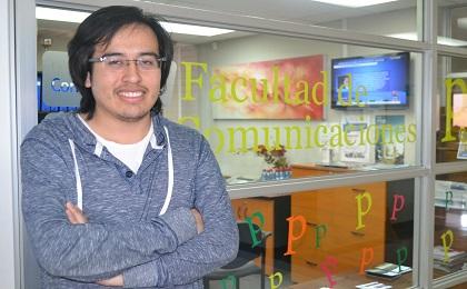 Alumno de Periodismo UDD gana viaje a EEUU por destacado reportaje de investigación