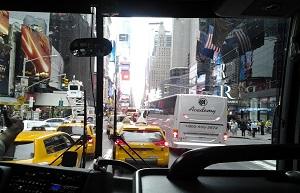 UN DÍA MUY CHILENO EN NUEVA YORK