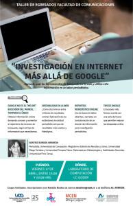 Investigación en Internet más allá de Google