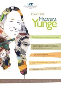 CONCURSO MACARENA YUNGE